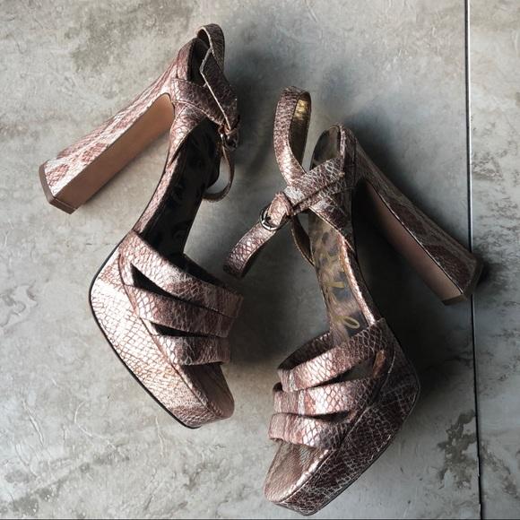 Sam Edelman Shoes - Sam Edelman Tarvn Heels